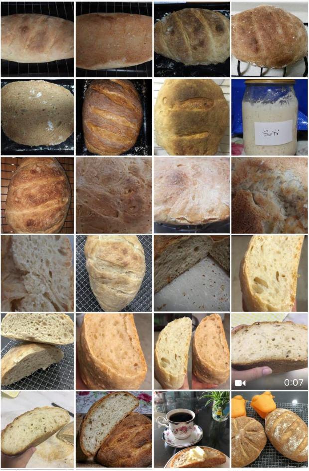 WKSP19 Breads