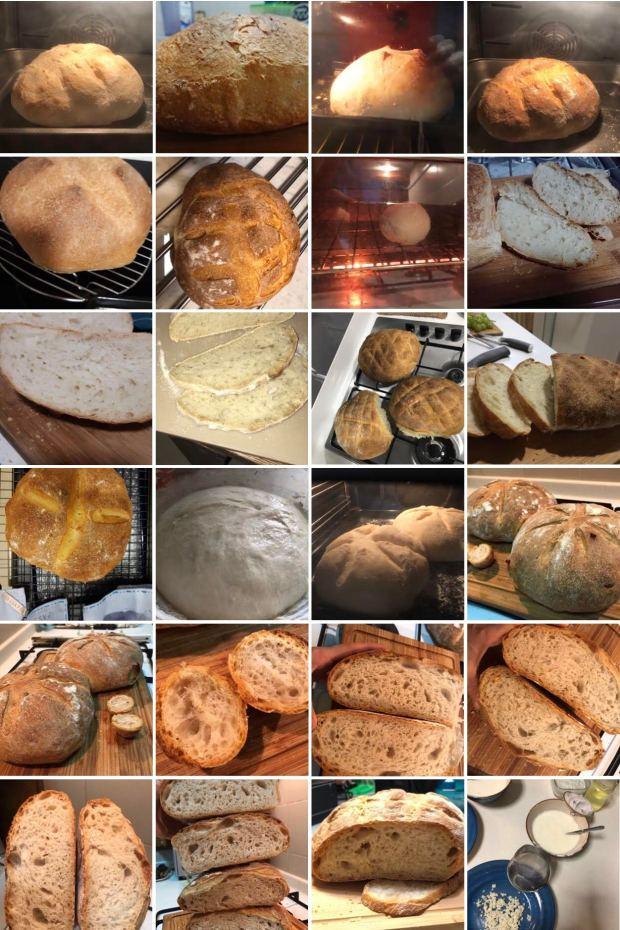 WKSP20 Breads