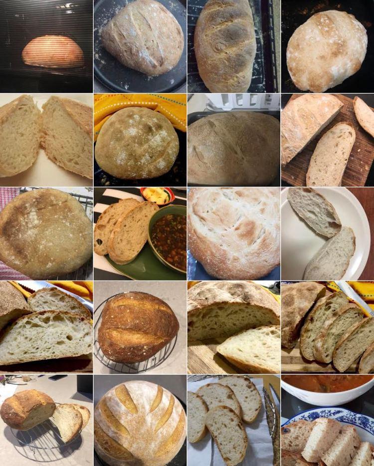 WKSP23 - Breads